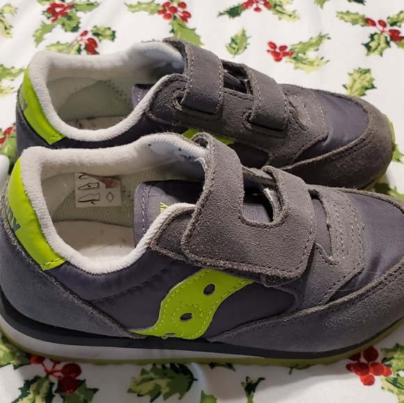 Saucony Shoes | Boys Jazz Sneakers Wide